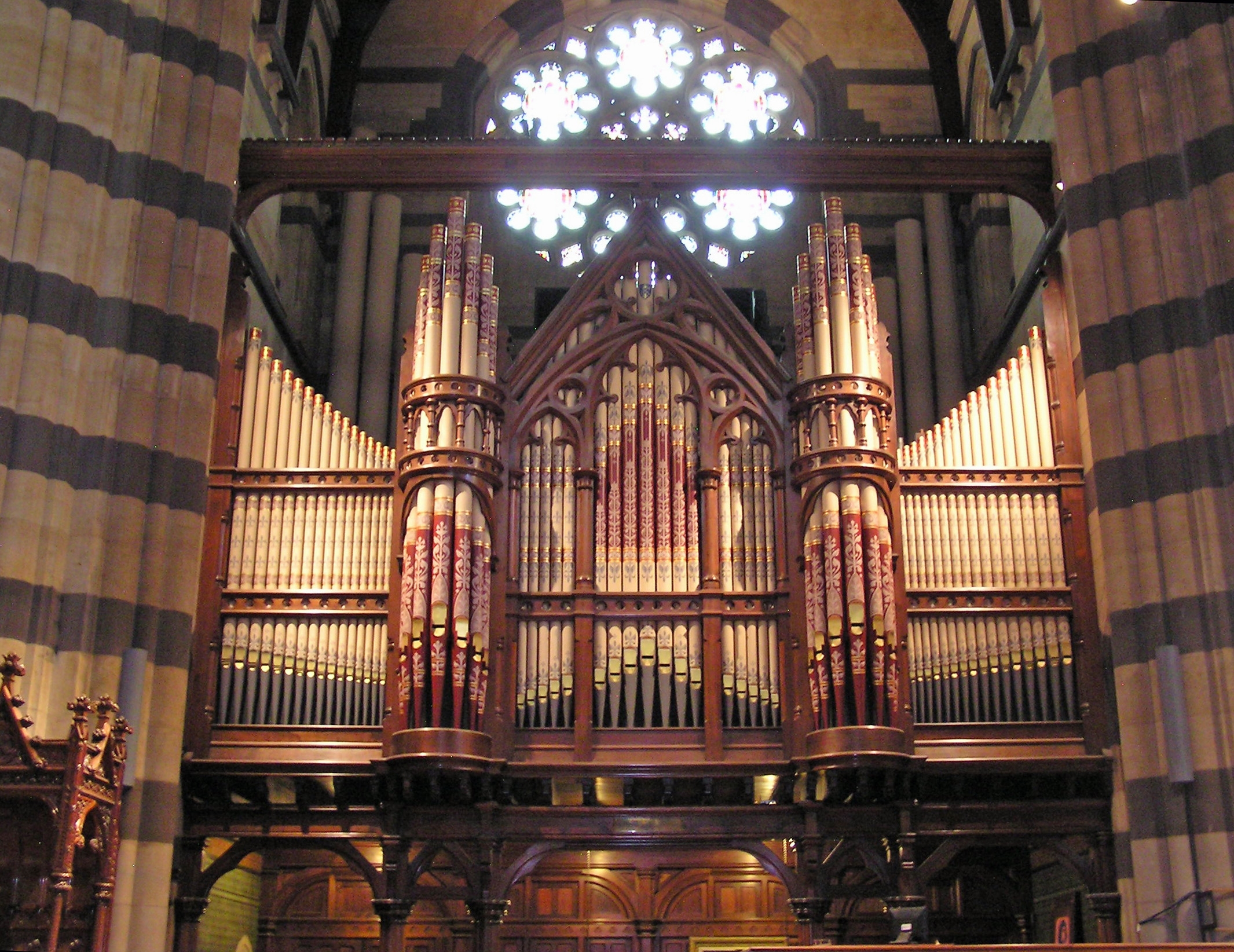 a history of the use of the organ in sacred music Organ, sacred music, and historical keyboards harpsichords the following harpsichords are owned by eastman, and are available for regular use by students.