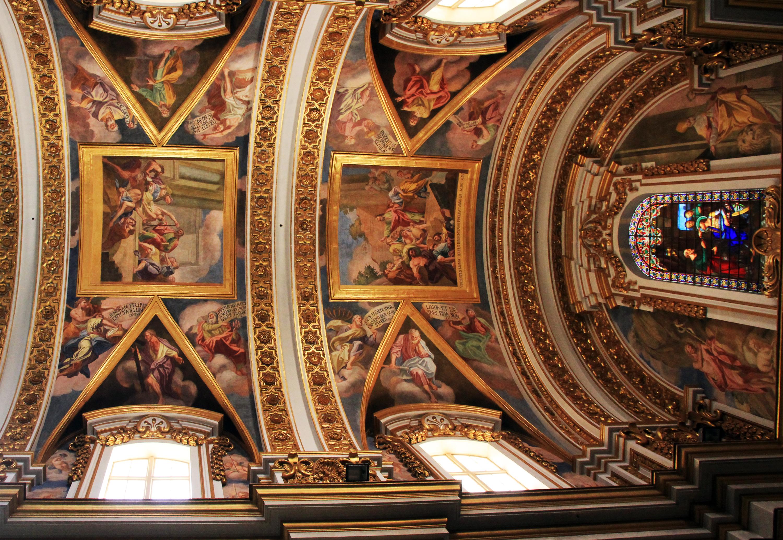 st pauls cathedral mdina - HD3000×2068