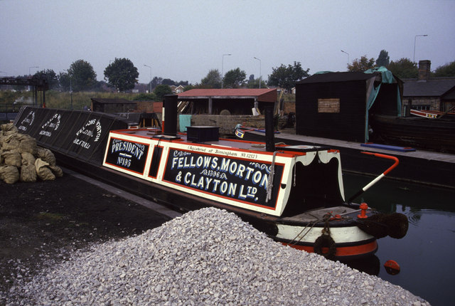 President Narrowboat Wikipedia