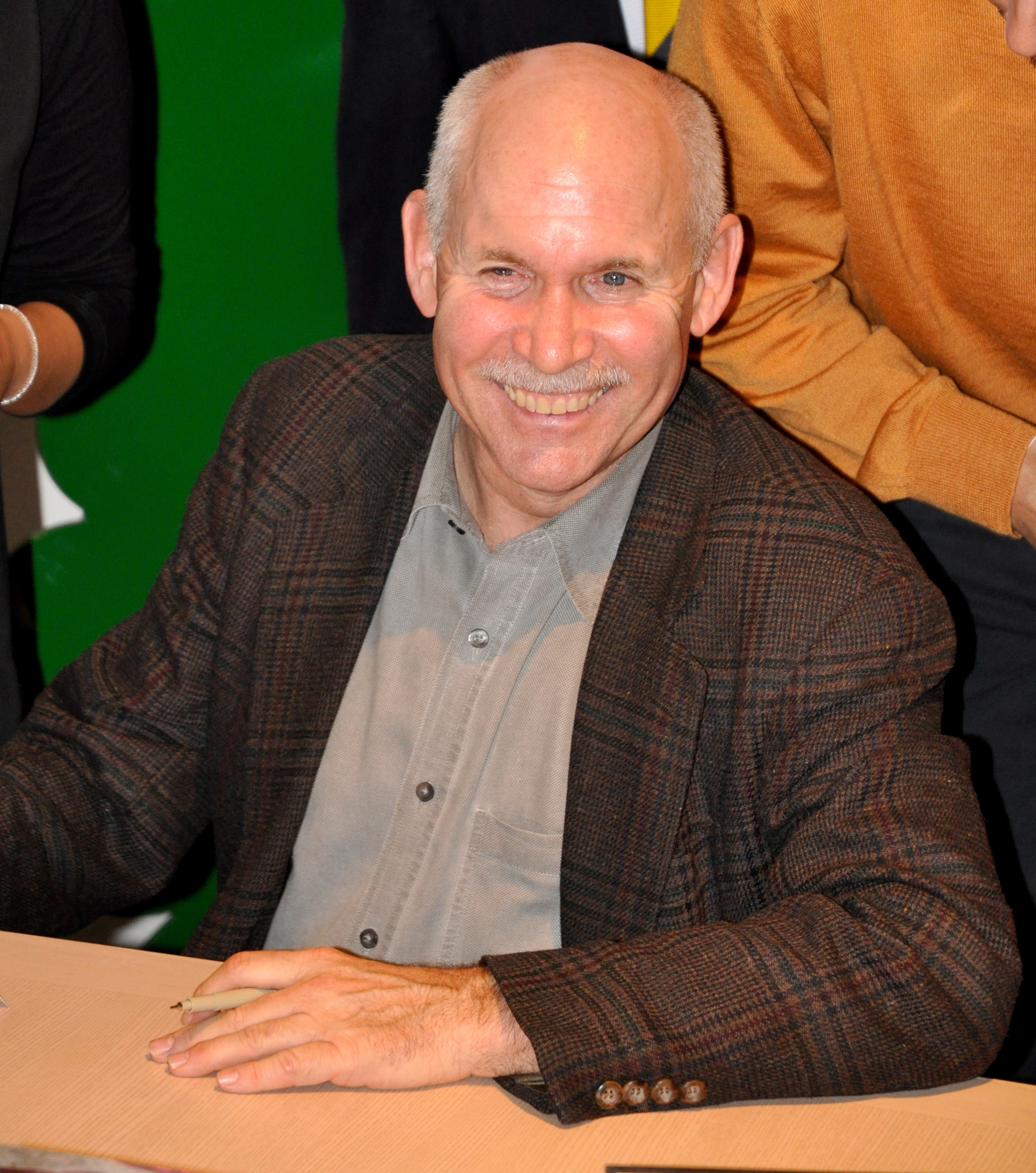 Image of Steve McCurry from Wikidata