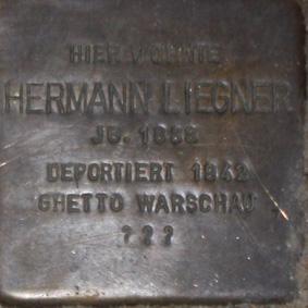 File:Stolperstein-Hermann-Liegner.jpg