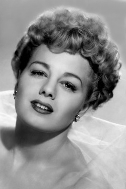 Shelley Winters rond 1951
