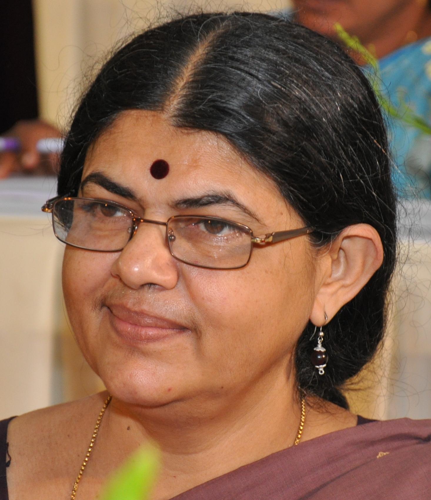 Sudha Sundararaman - Wikipedia