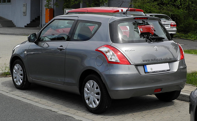 Use Suzuki Swift Price