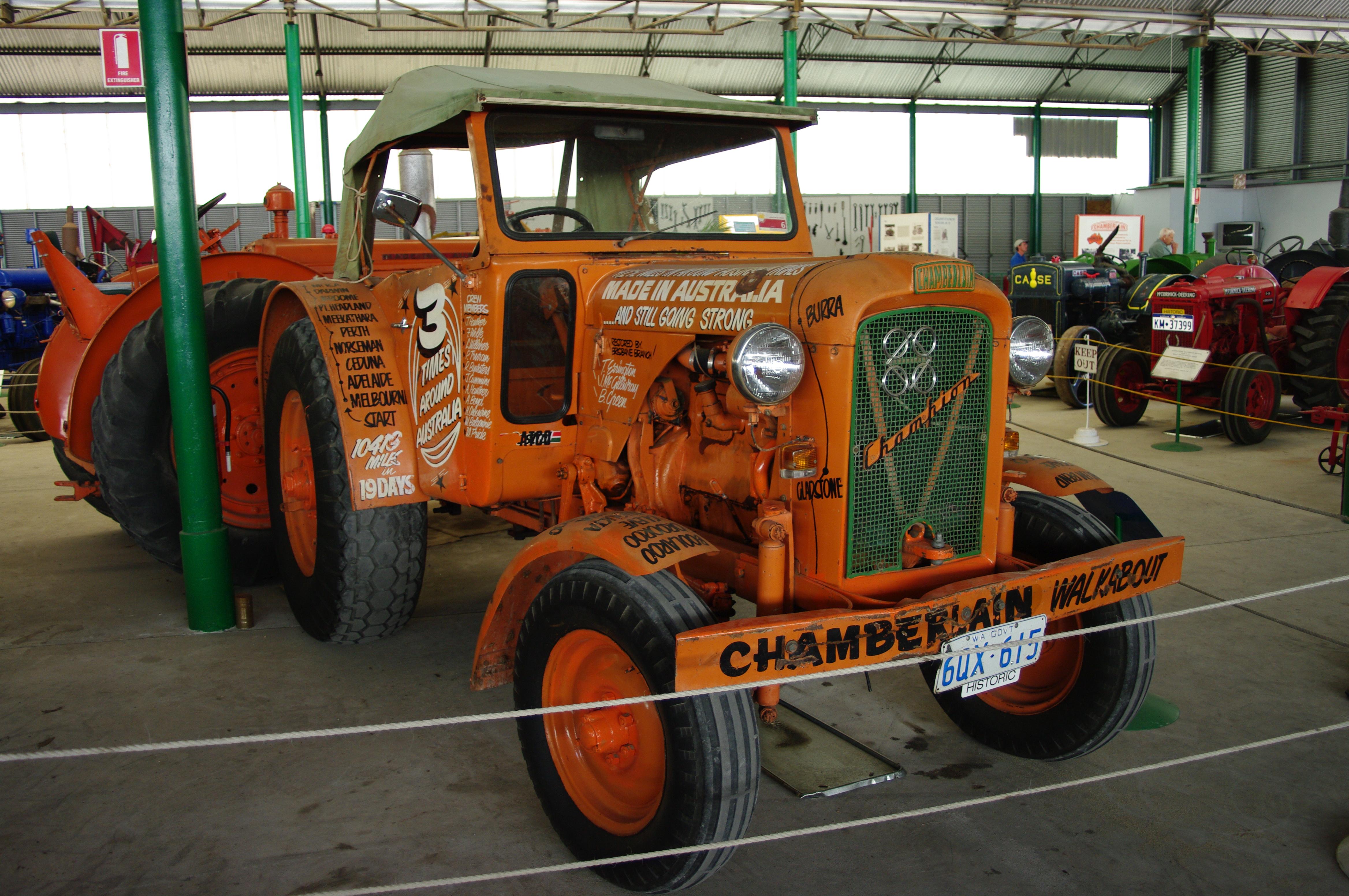 13a506f87 Chamberlain Tractors - Wikipedia
