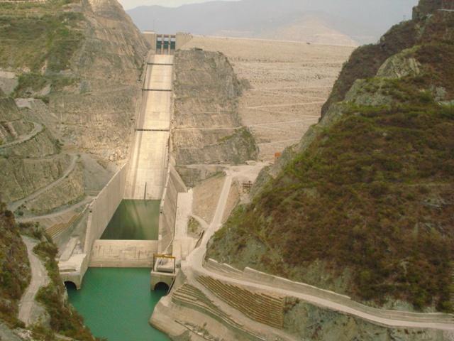 Tehri Dam - Wikipedia