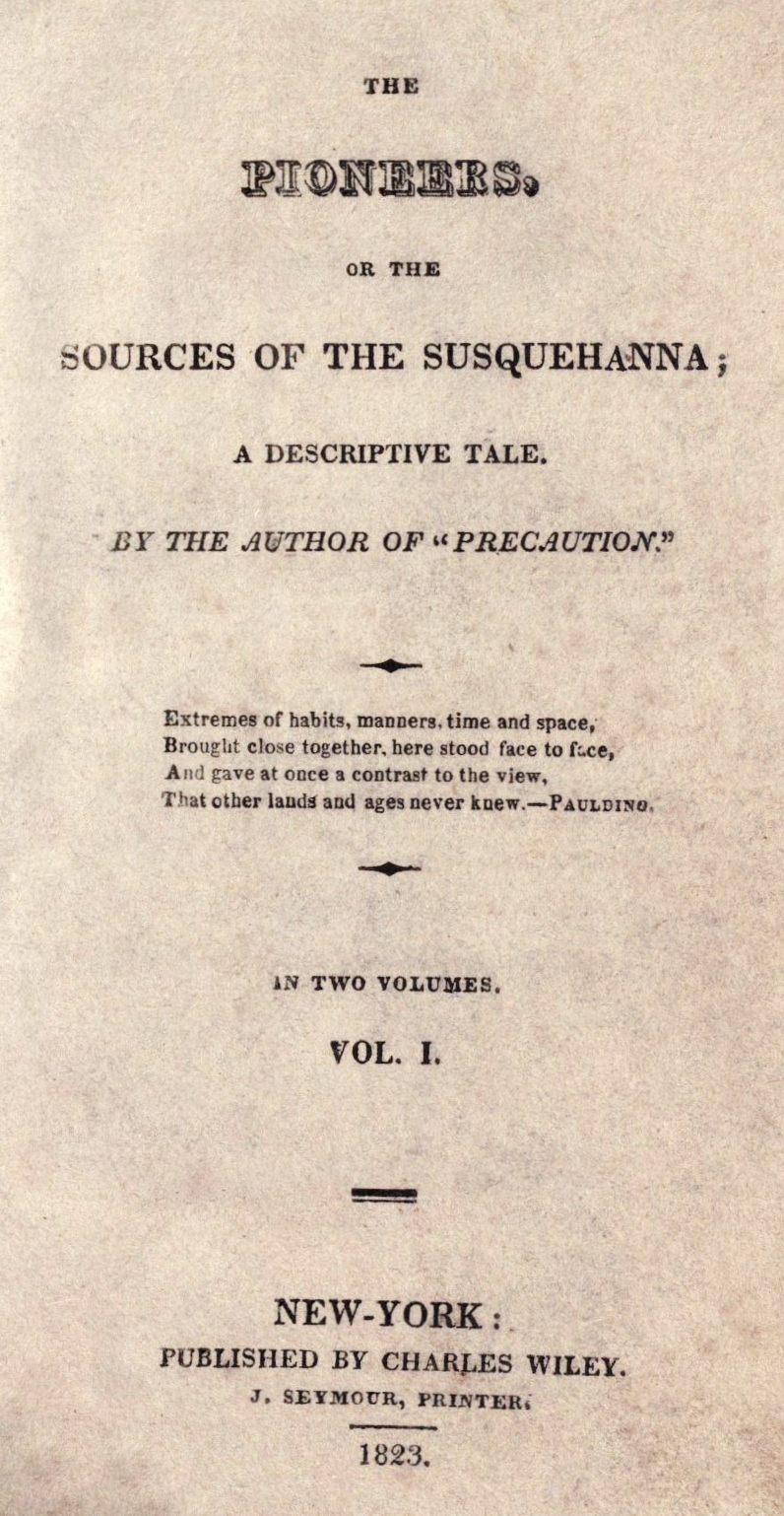 an analysis of the novel the last of the mohicans by james fenimore cooper Guide to the last of the mohicans (1826) by james fenimore cooper (1789- 1851)  from european romanticism and translated them into american themes, .