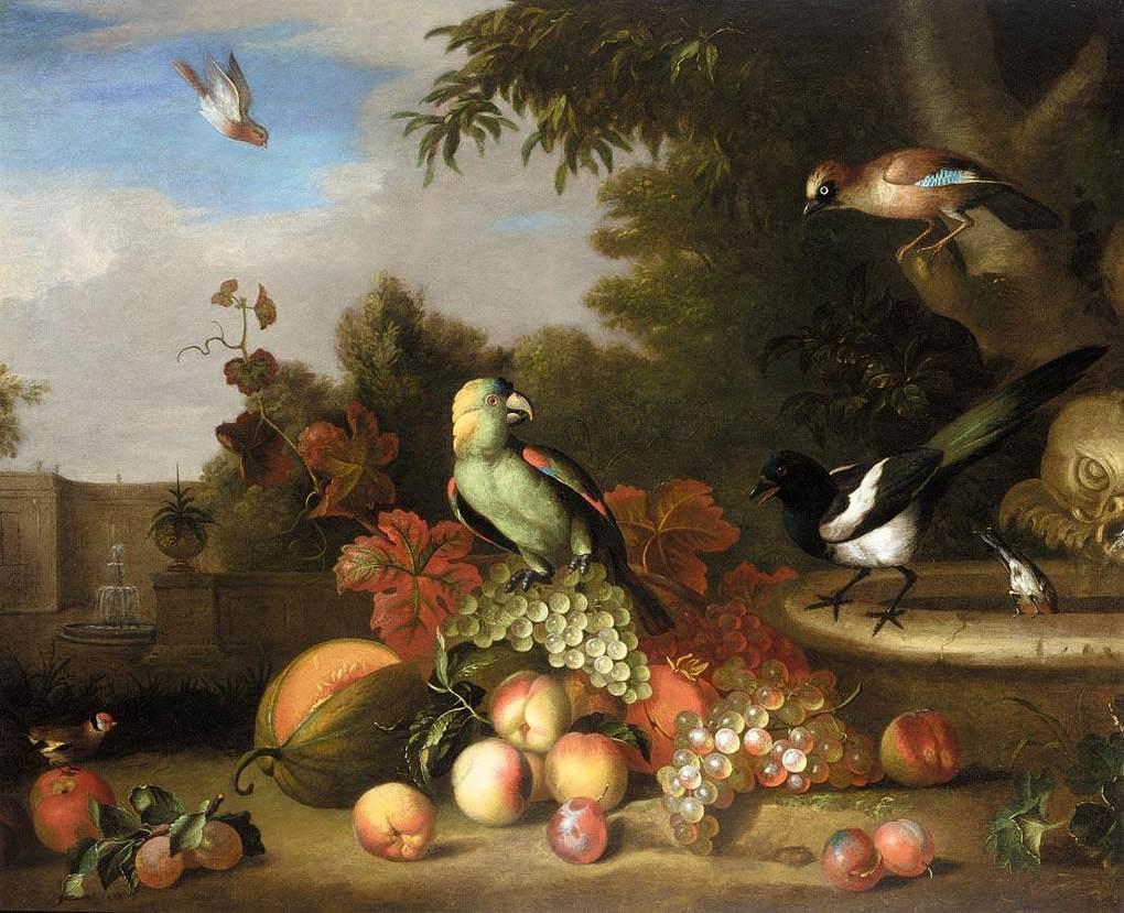 托比亚斯斯特诺瓦罗马尼亚画家Tobias Stranover(Romania,1684-1731) - 文铮 - 柳州文铮