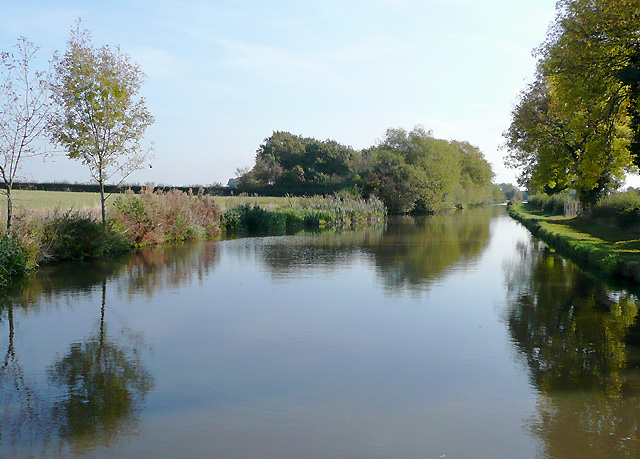 Trent and Mersey Canal near Barrow-on-Trent - geograph.org.uk - 1609322