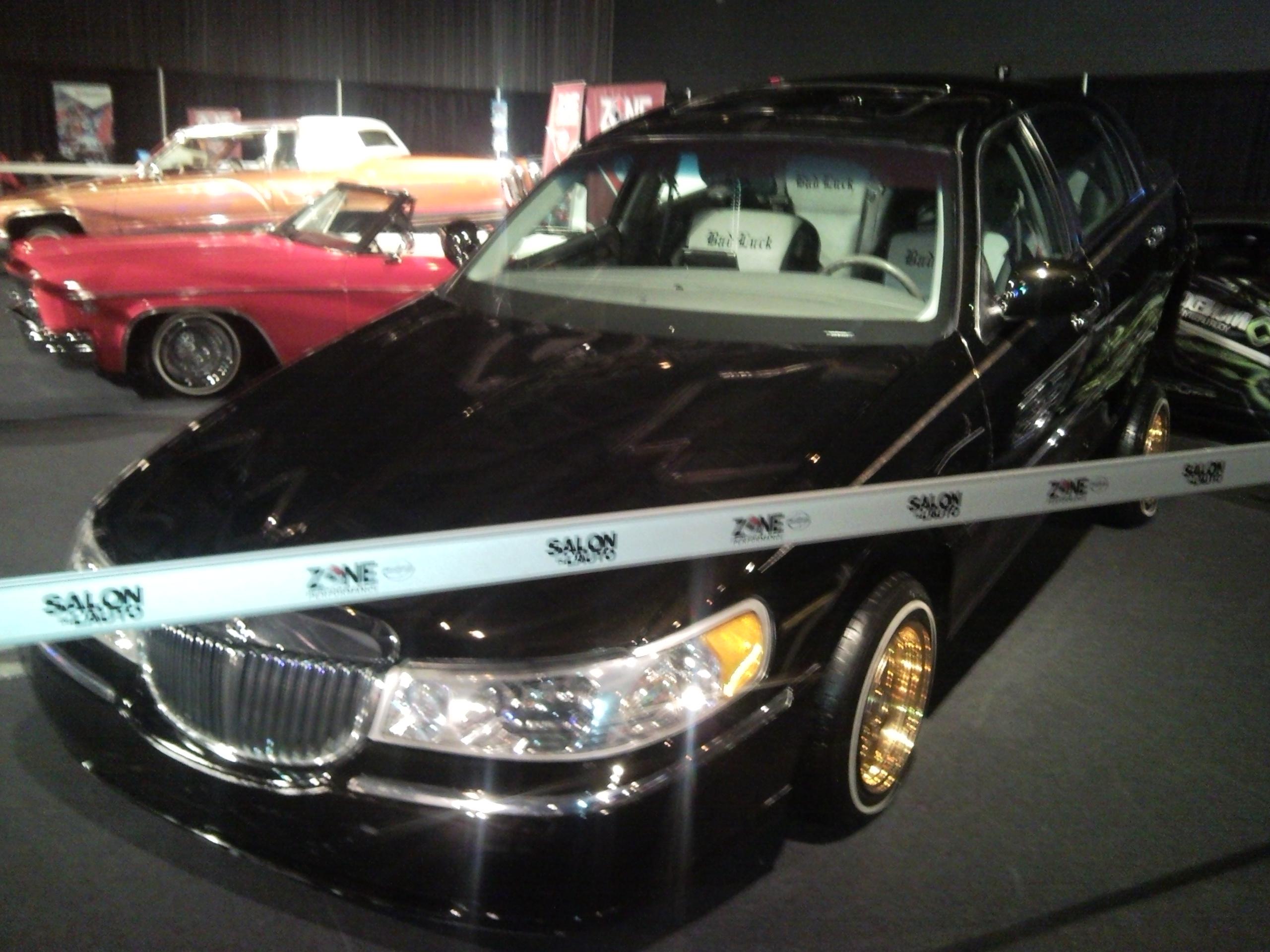 File Tuned 98 Lincoln Town Car Mias