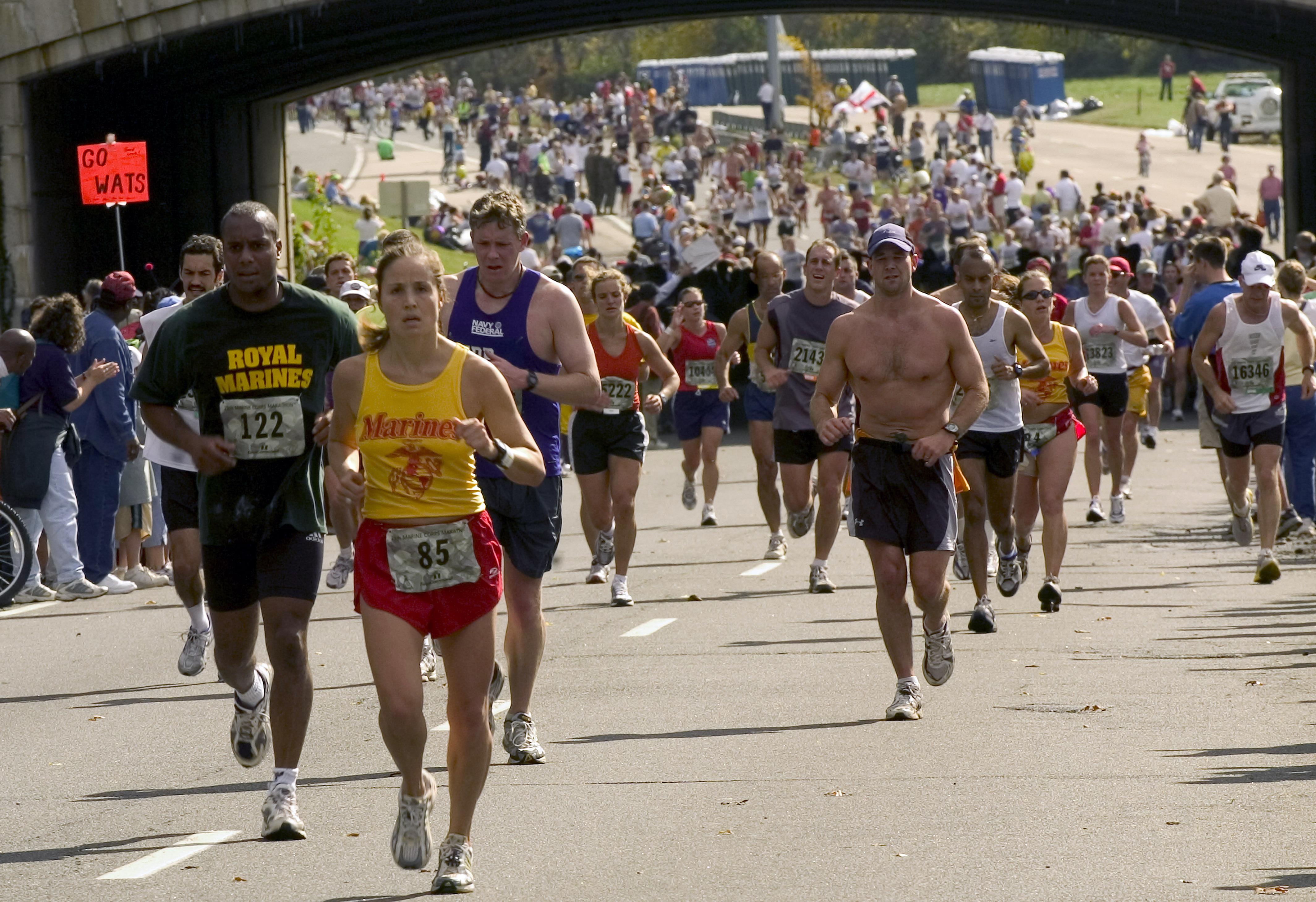 マラソン wikipedia