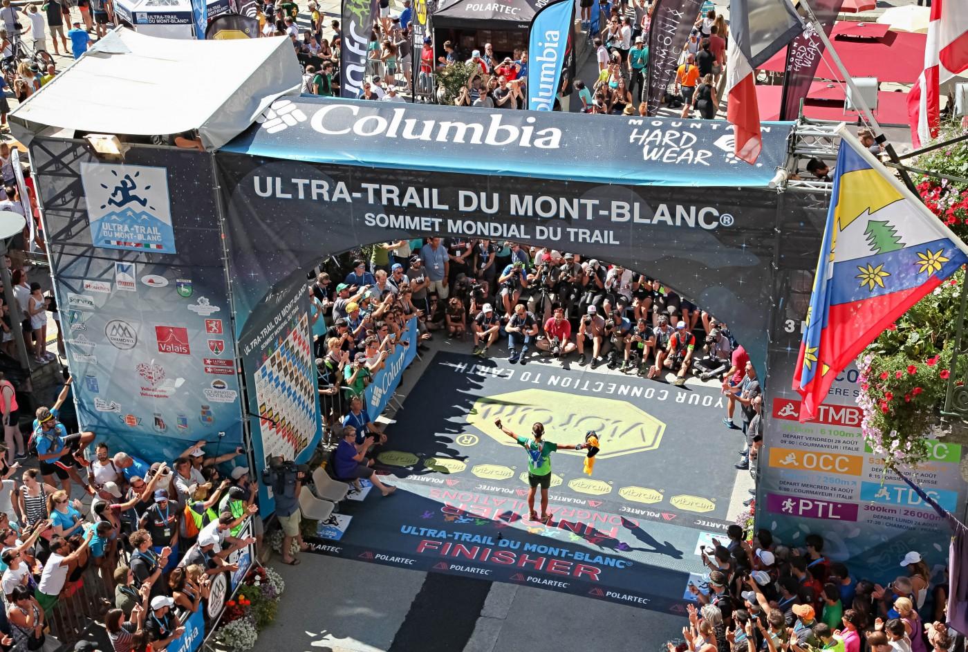 Ultra Trail Du Mont Blanc Wikipedia