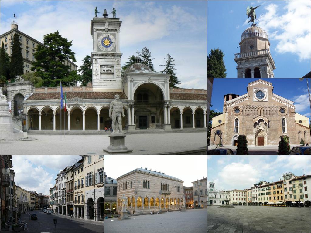 Udine collage