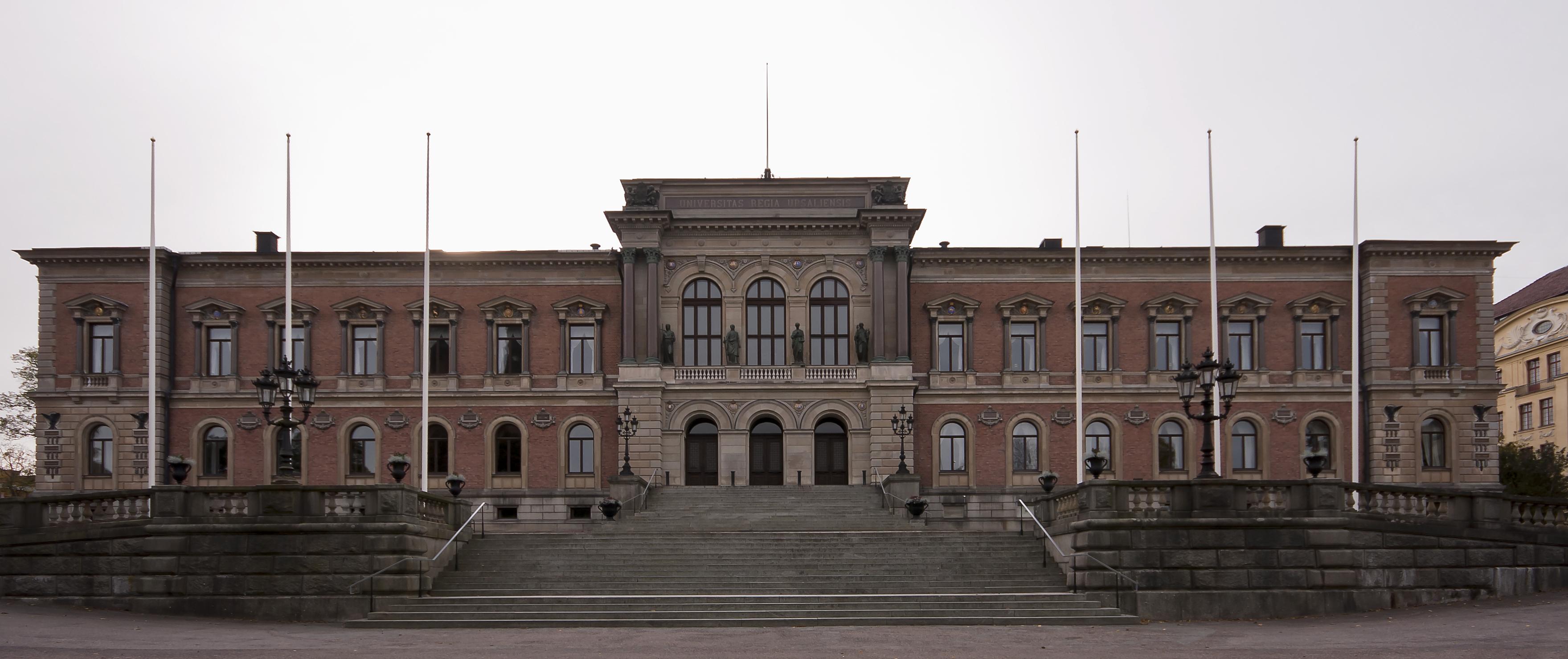 image of Uppsala University