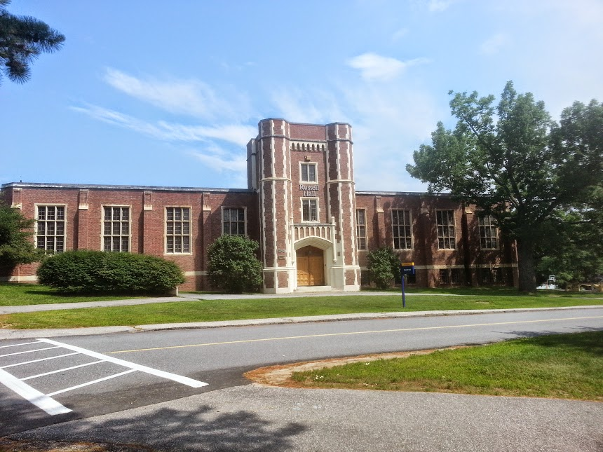 Russell Hall, University of Southern Maine