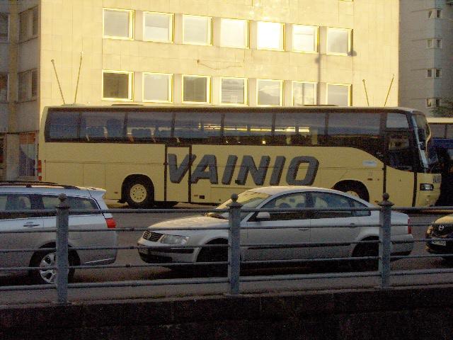 helsingin liikenne Kauhajoki