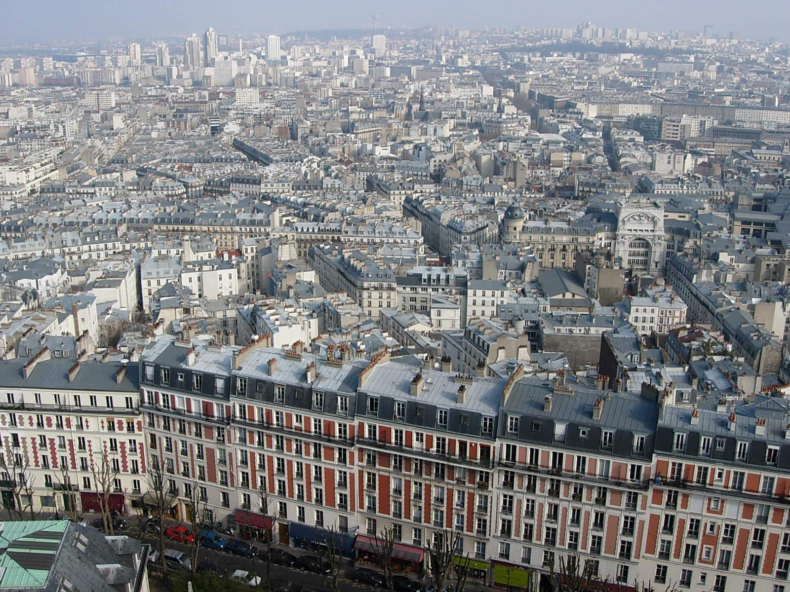 Fileviews Of Paris From Sacré Coeur France Panoramio