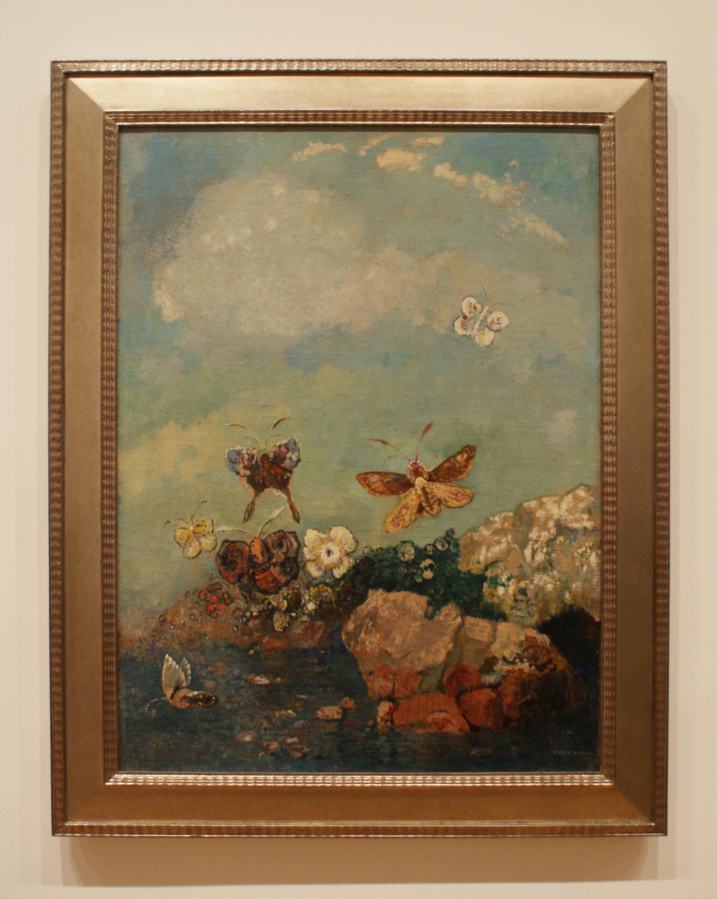 File:WLA moma Butterflies by Odilon Redon 2.jpg - Wikimedia Commons