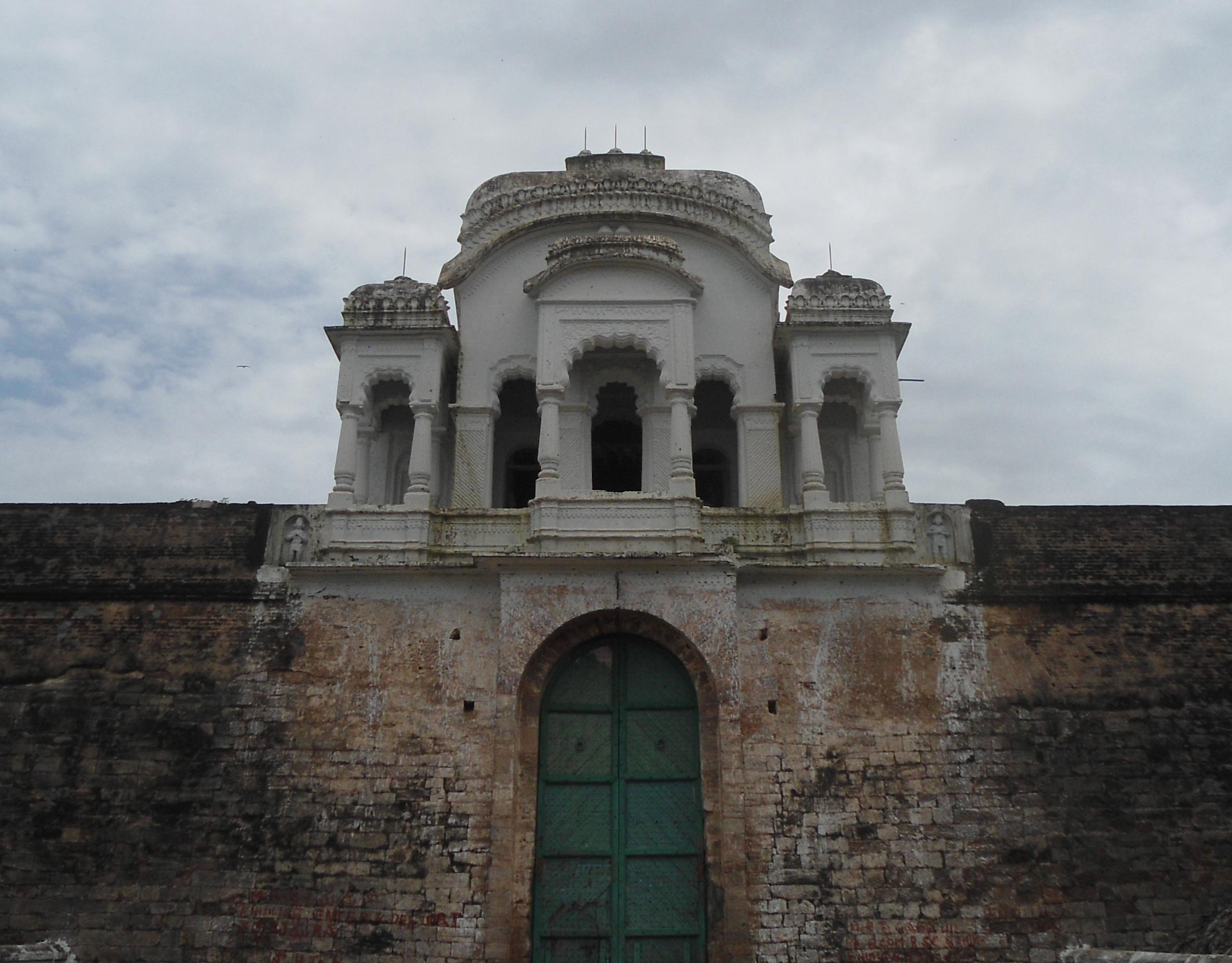 Image result for vizianagaram fort