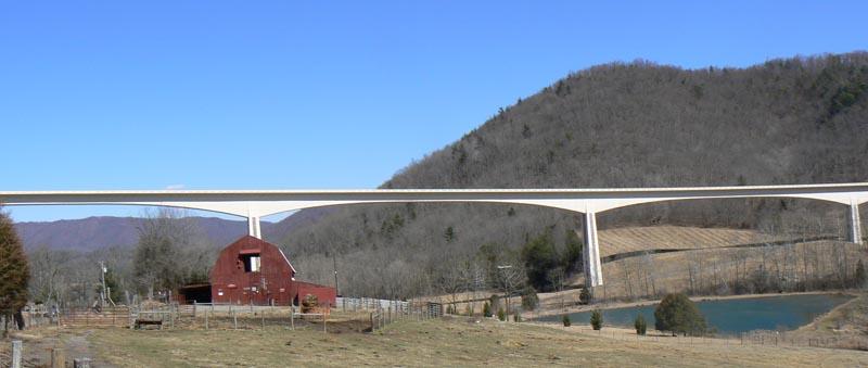 Wilson Creek Bridge