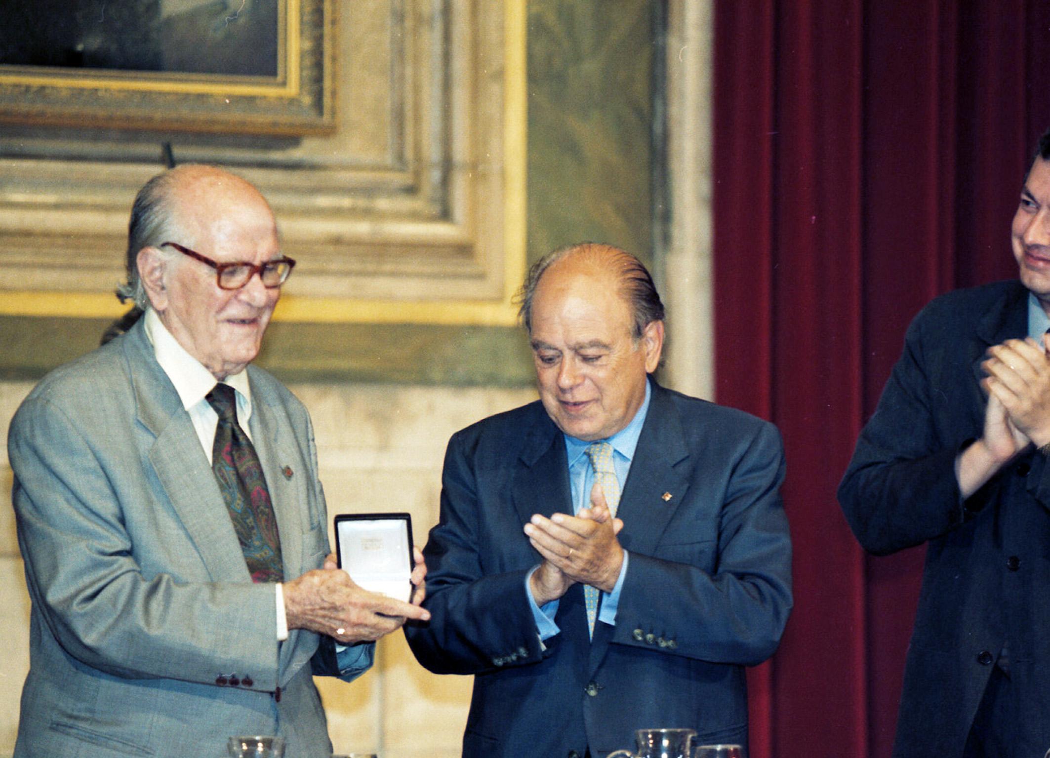 Xavier Montsalvatge in 1999