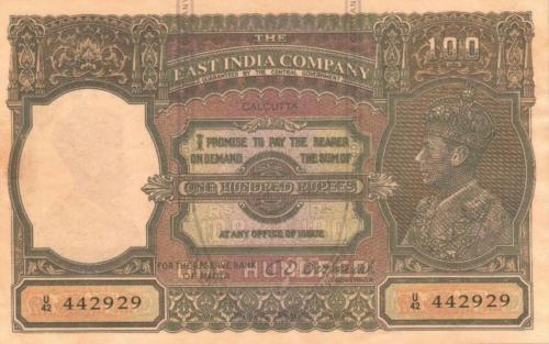 Rupee Note Size File:100 Rupees Eagle Note