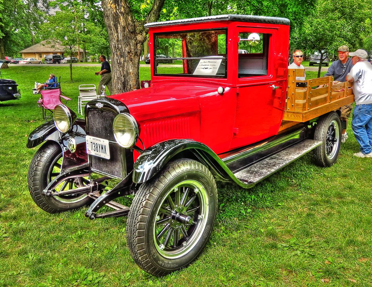 File 1924 Chevrolet Truck Jpg Wikimedia Commons