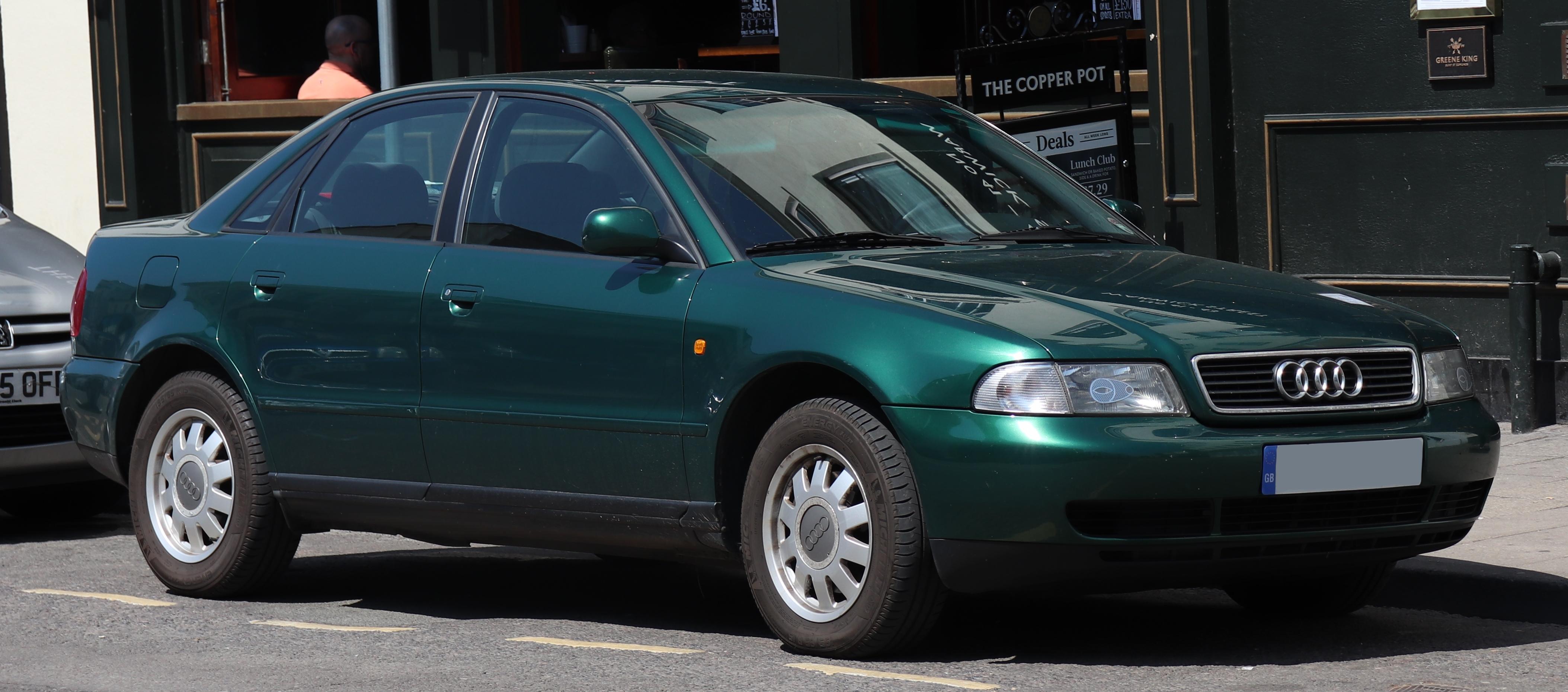 Kelebihan Audi A4 1998 Top Model Tahun Ini