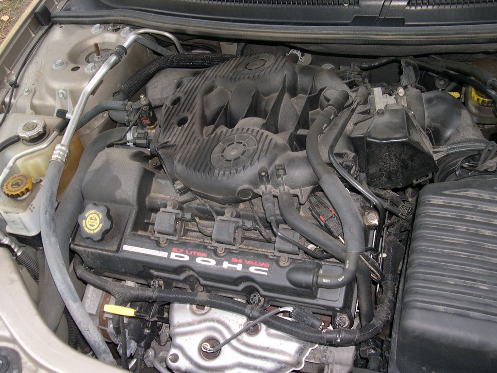 dodge stratus 2 7l v6 engine diagram