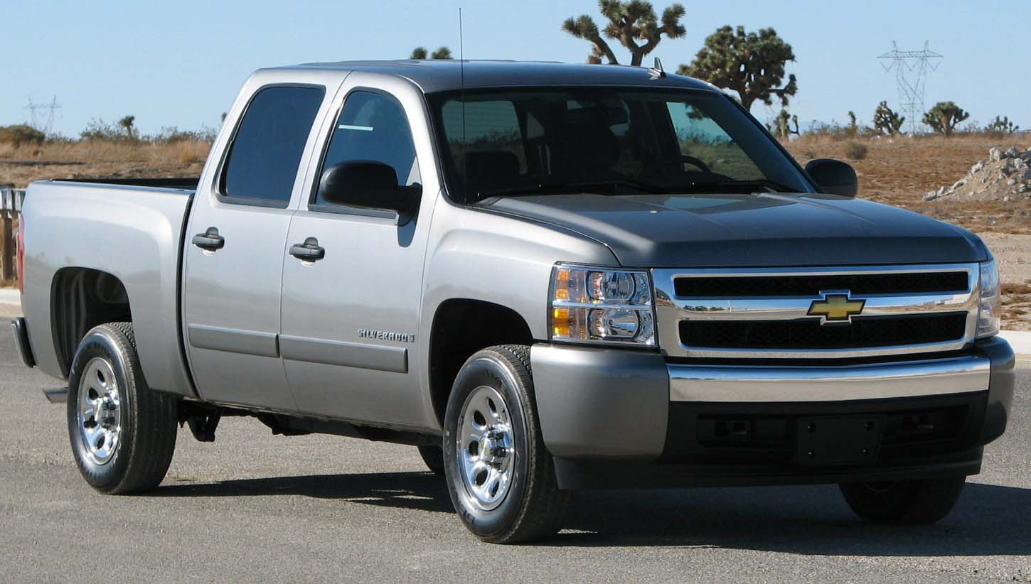 2007 Chevy Silverado 4×4 For Sale