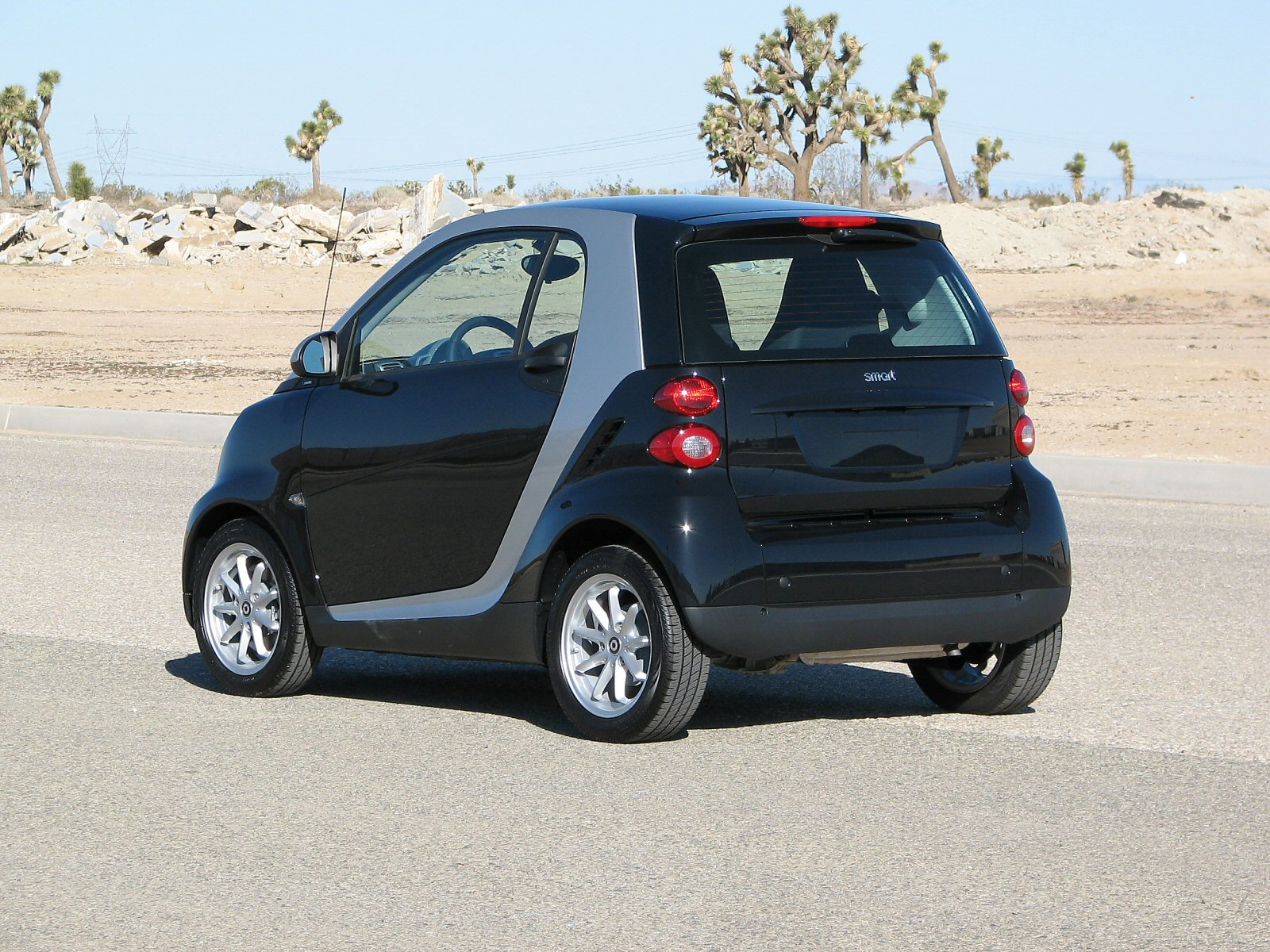 2008 smart fortwo passion coupe. Black Bedroom Furniture Sets. Home Design Ideas