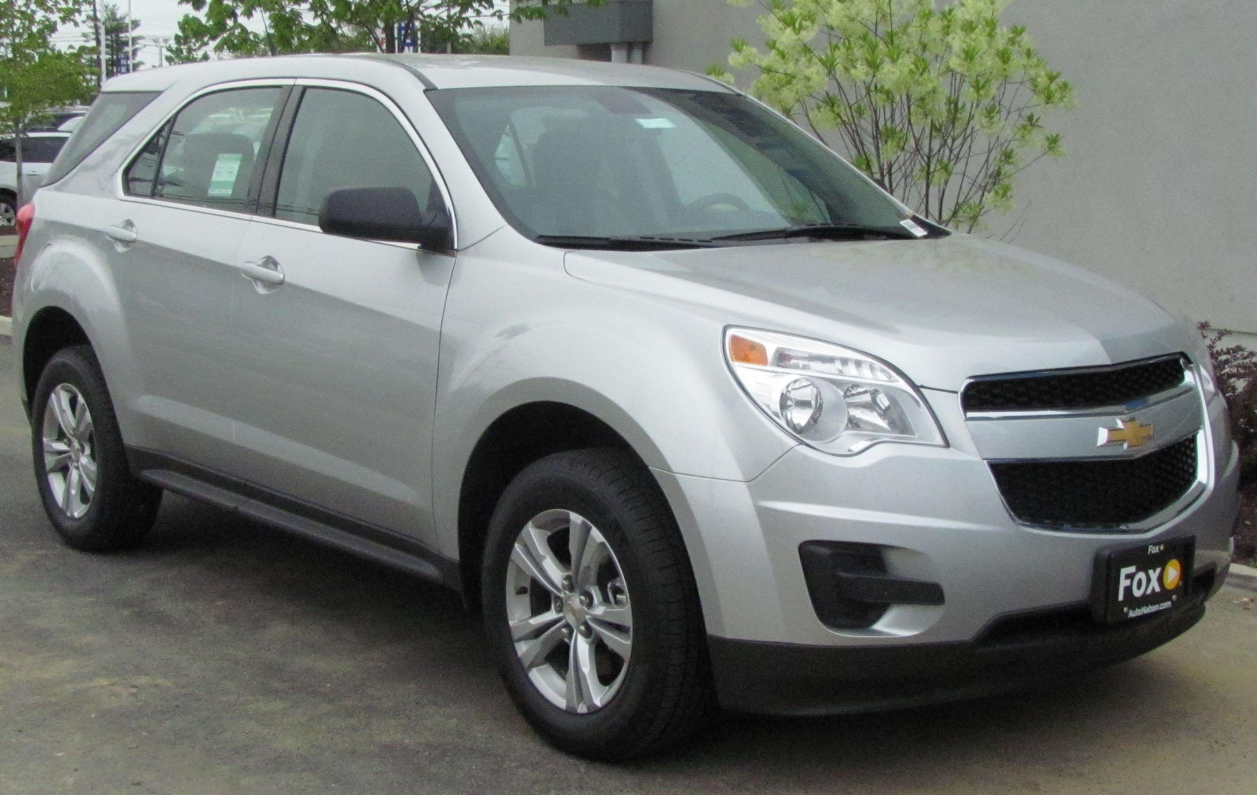 Ford Dealership San Diego >> Automotive Gallery: 2011 Chevrolet Equinox in Washington DC Review