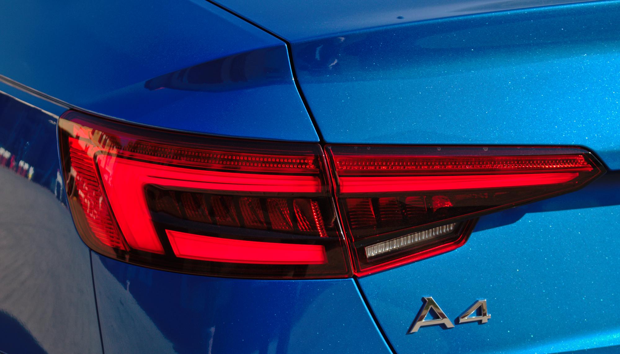 Audi A4 B9 –