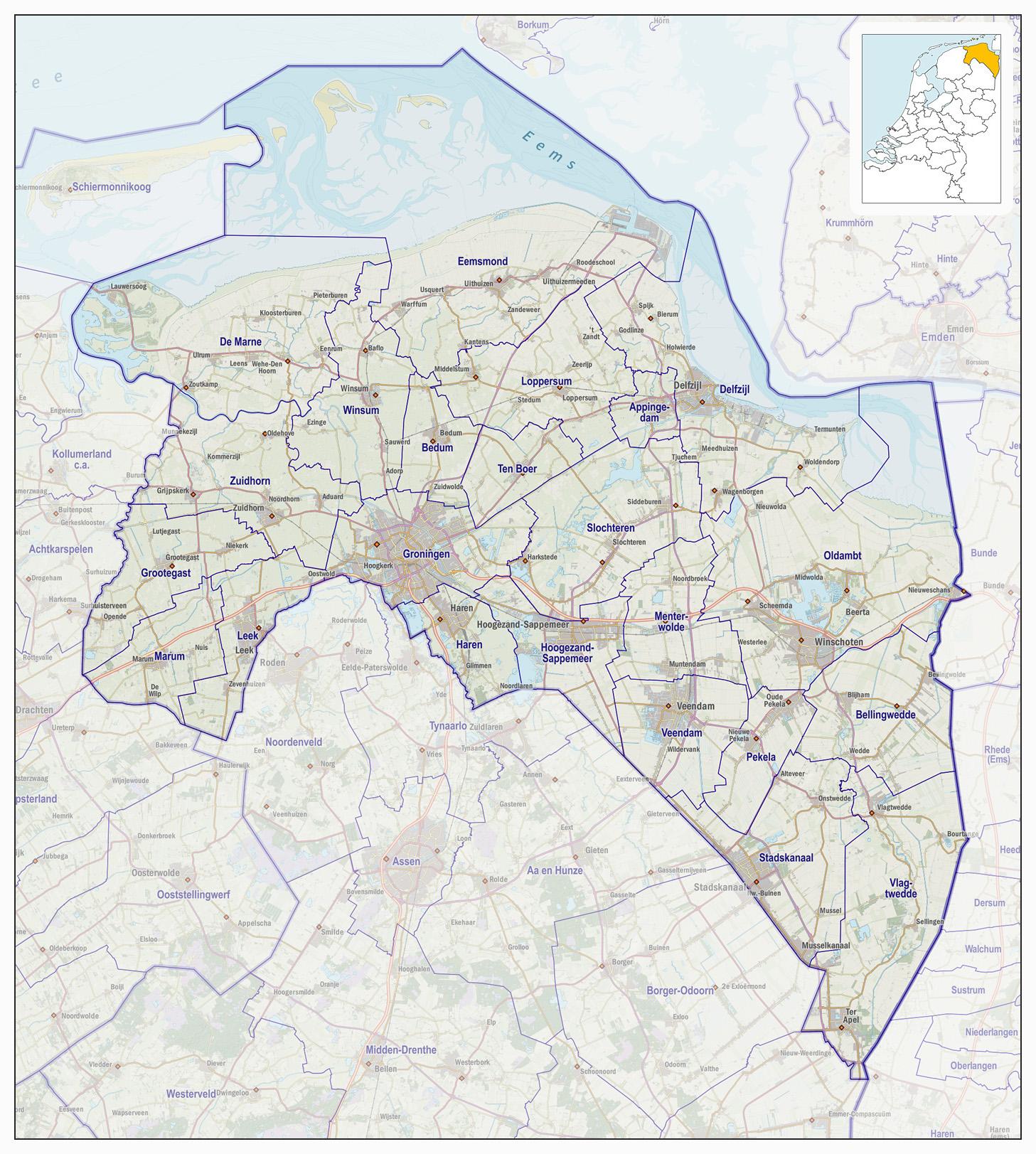 Veiligheidsregio Groningen Wikipedia
