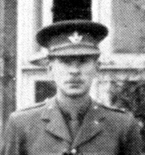The Earl of Buckinghamshire in 1940.