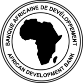 Logo of the African Development Bank (AfDB), p...