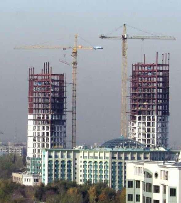 Almaty Towers Wikipedia