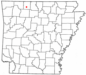 Loko di Harrison, Arkansas