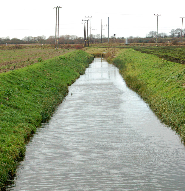 Image result for wikimedia drainage channel uk