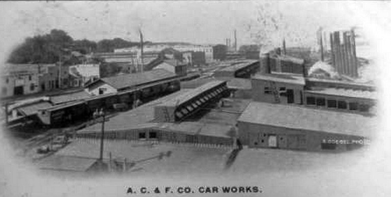American Car And Foundry Company Wikipedia