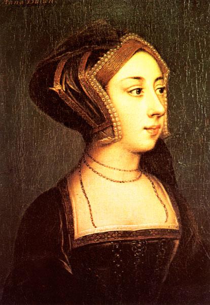 Anna Boleyn – biografia