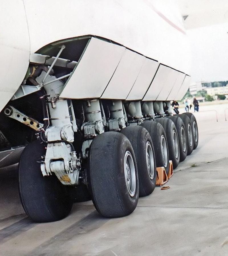أكبر طائرة شحن في العالم