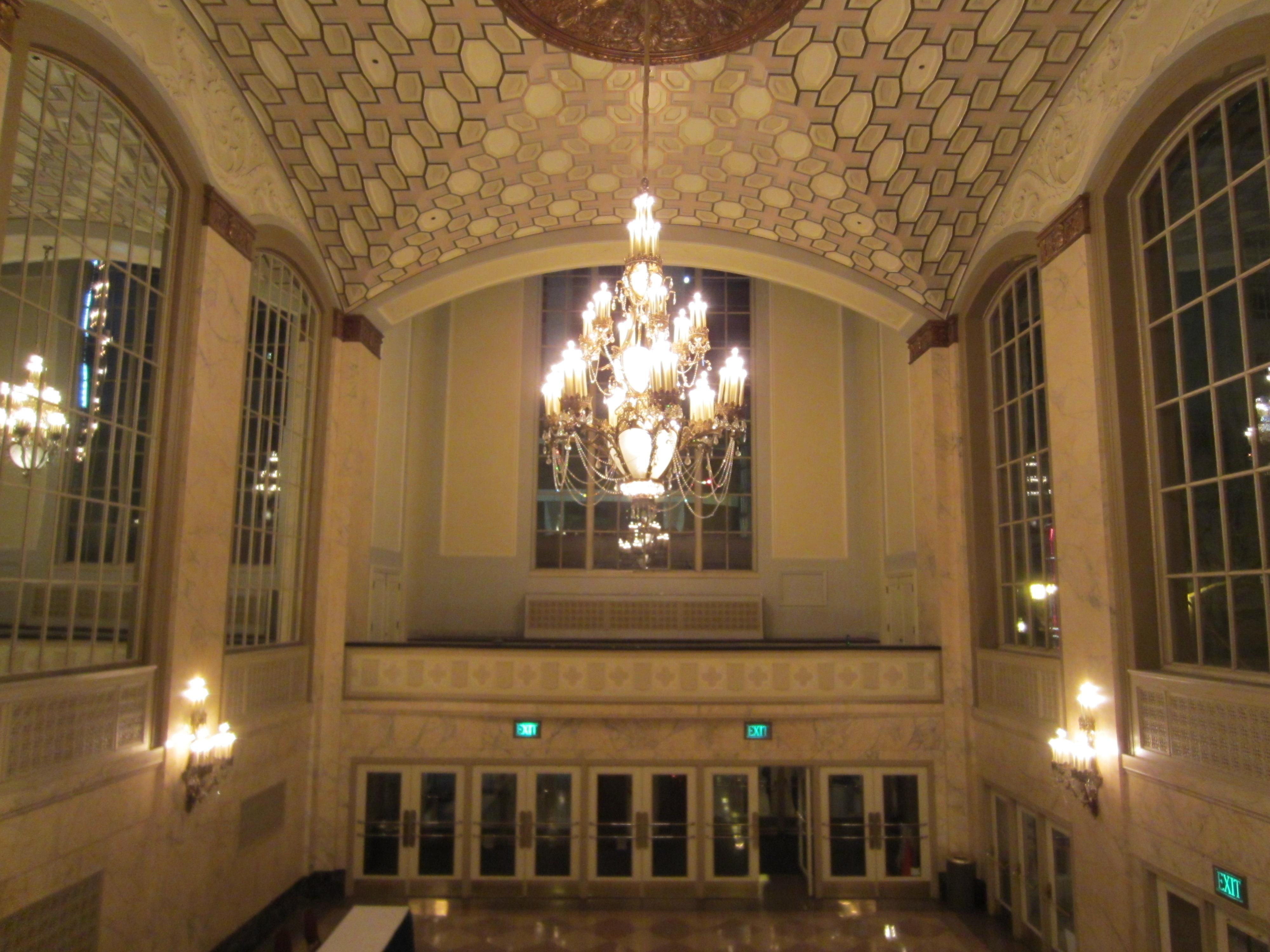 FileArlene Schnitzer Concert Hall Portland OR LobbyJPG - Arlene schnitzer concert hall portland oregon