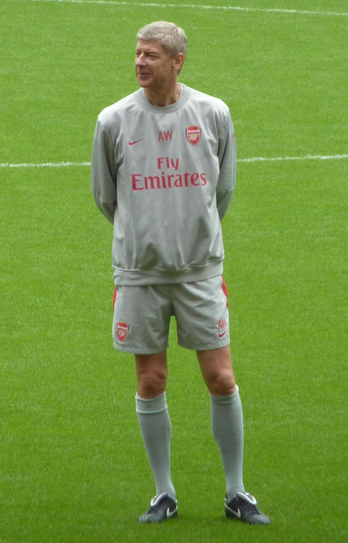 Description Arsene Wenger jpgArsene Wenger Player