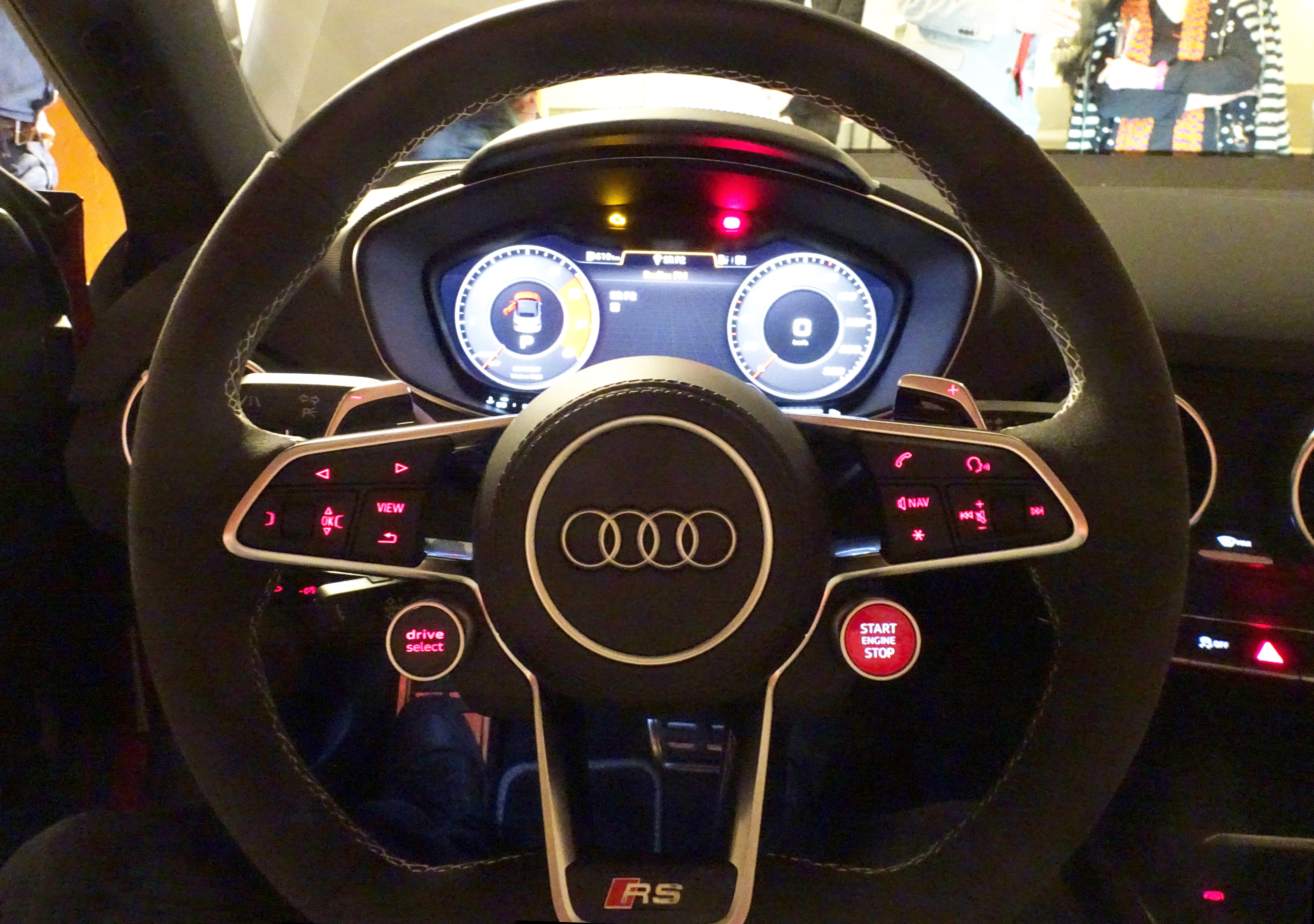 File Audi Roadster Tt Rs 2017 Jpg Wikimedia Commons