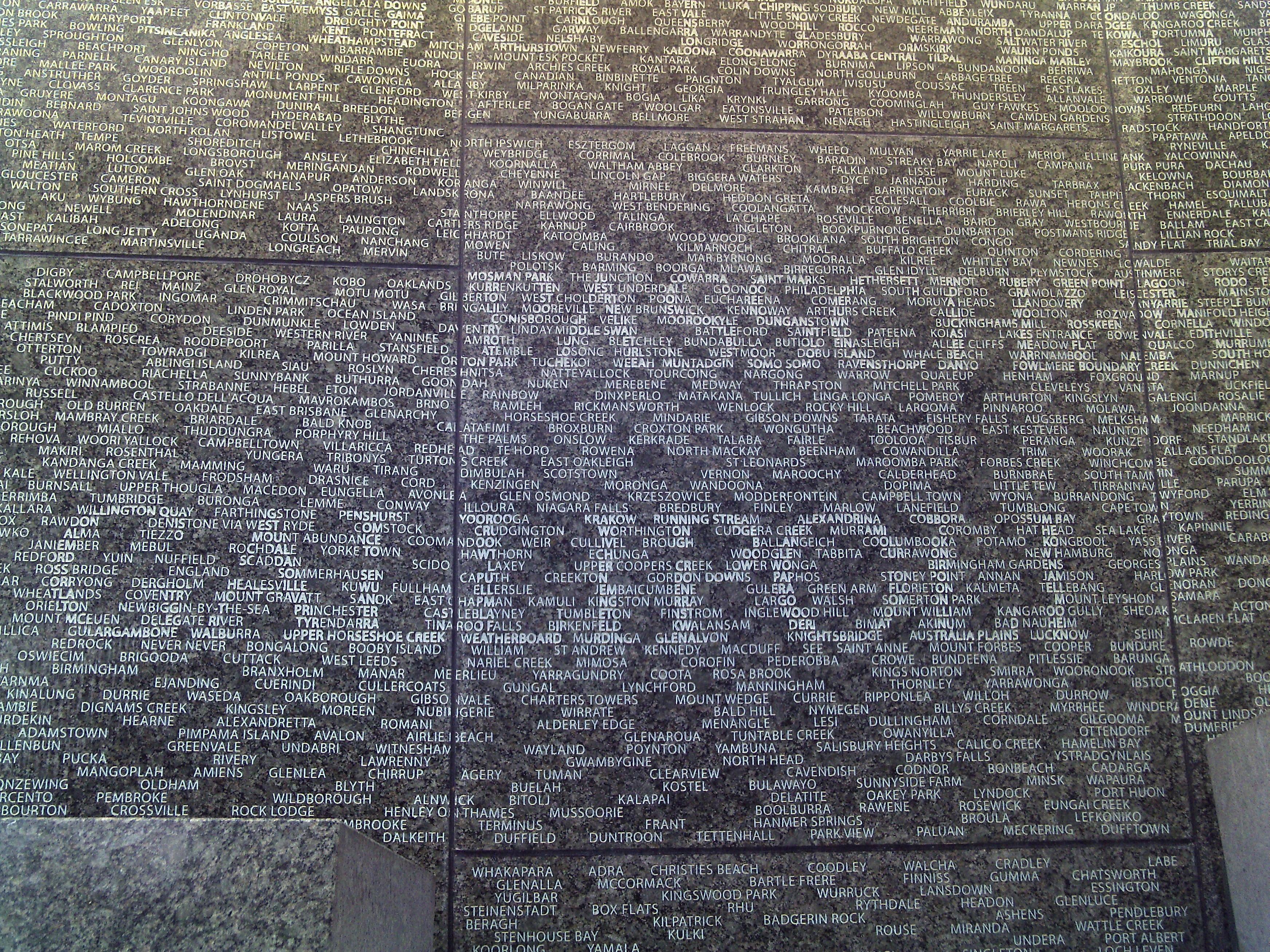 War Memorials in London War Memorial London