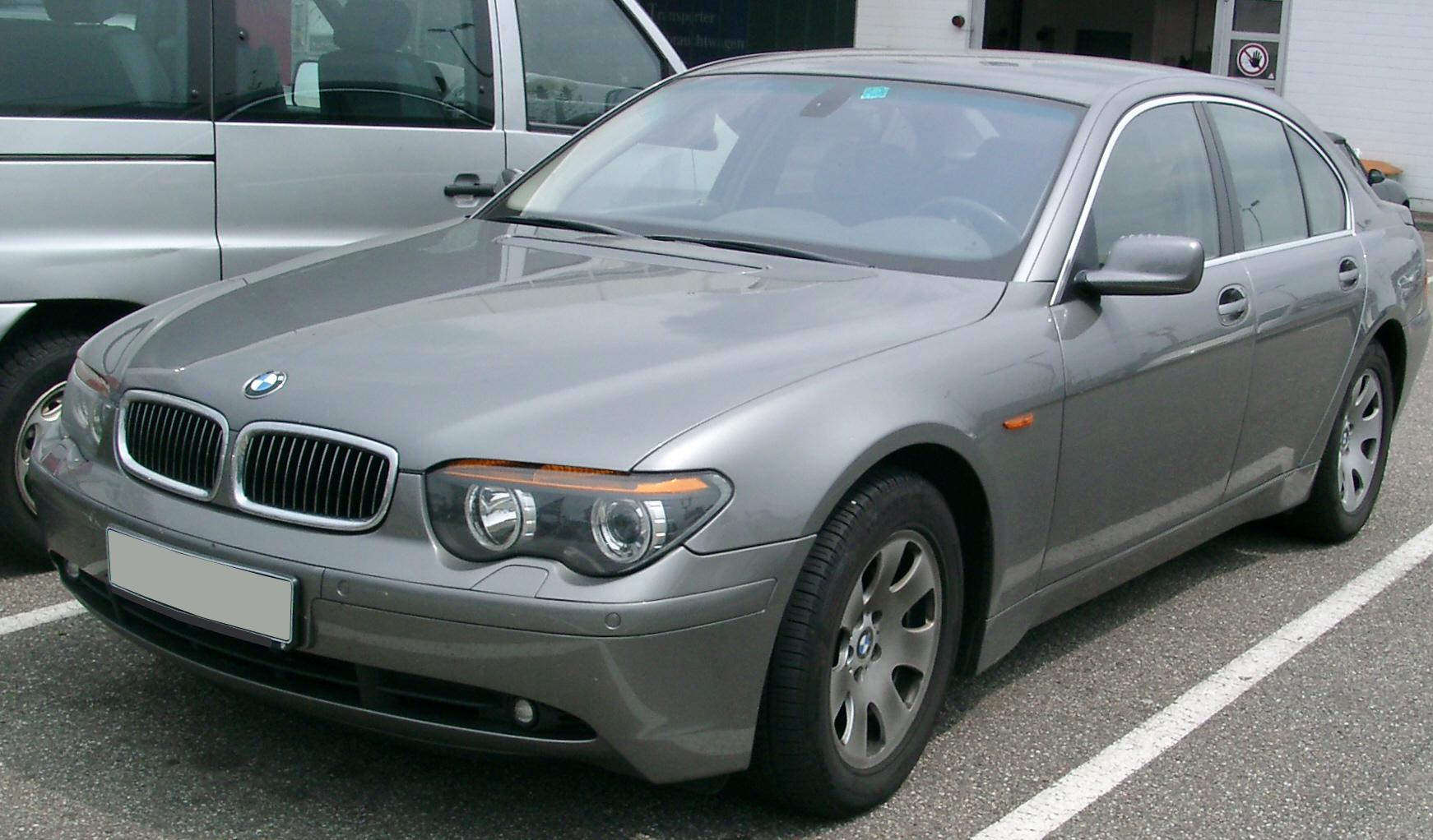 2008 Bmw 3 Series >> BMW E65/E66 – Wikipedia, wolna encyklopedia