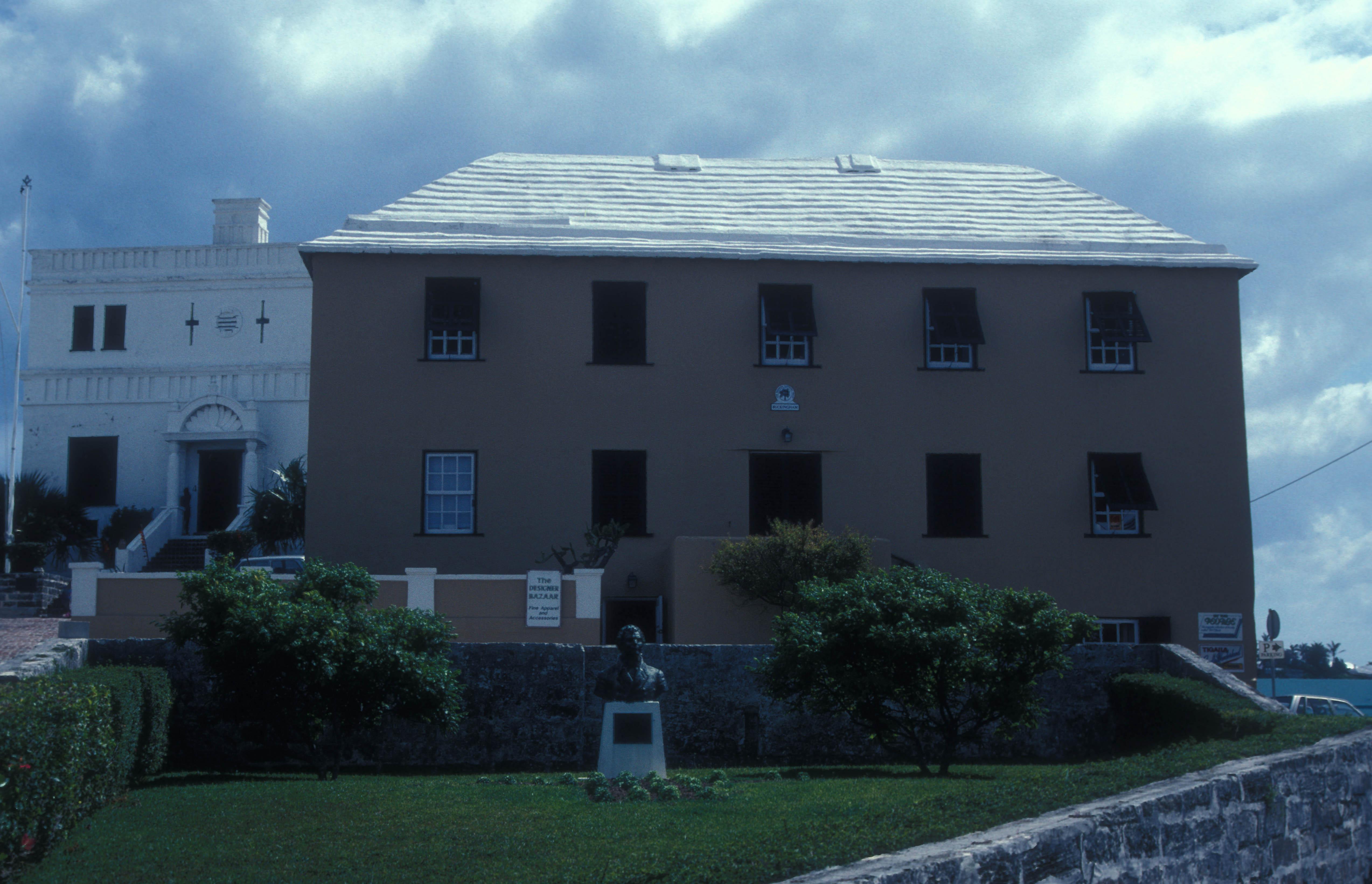 File BUCKINGHAM HOUSE ST GEORGE Wikimedia Commons