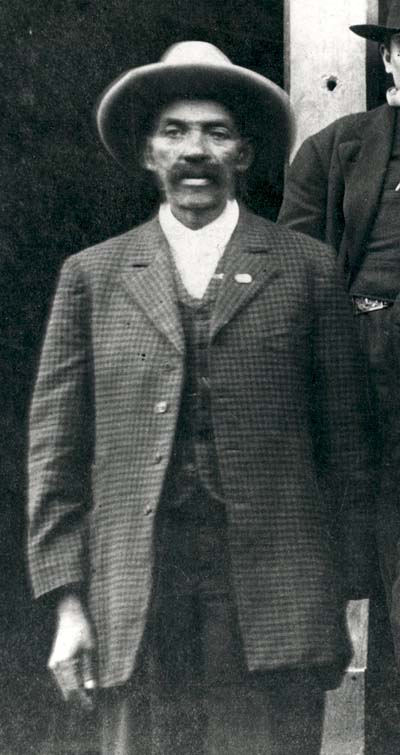 U.S. Marshal Bass Reeves