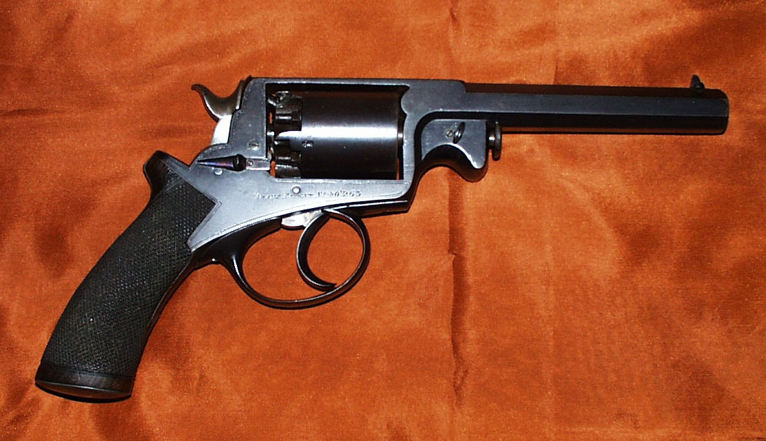 Beaumont–Adams revolver - Wikipedia